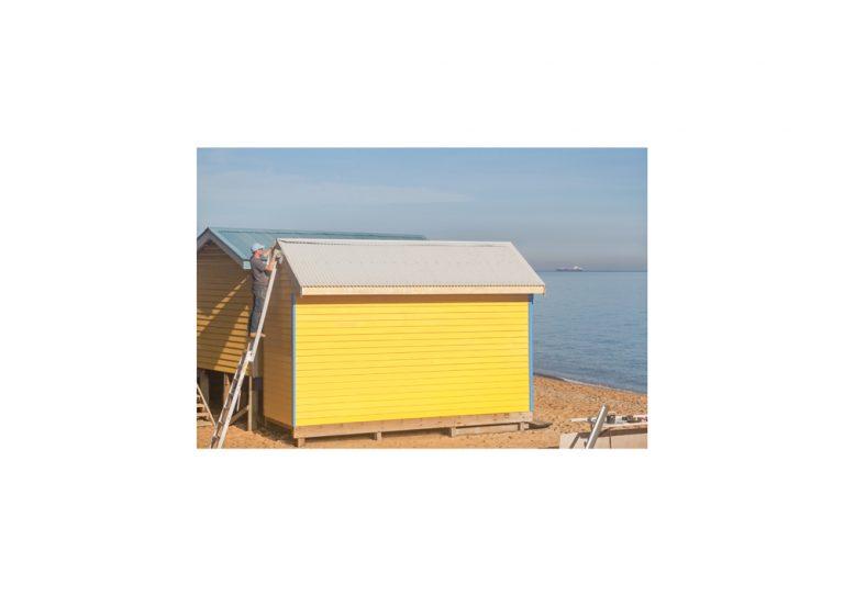Beach study 1. 2020, archival pigment print, 15 x 22 cm