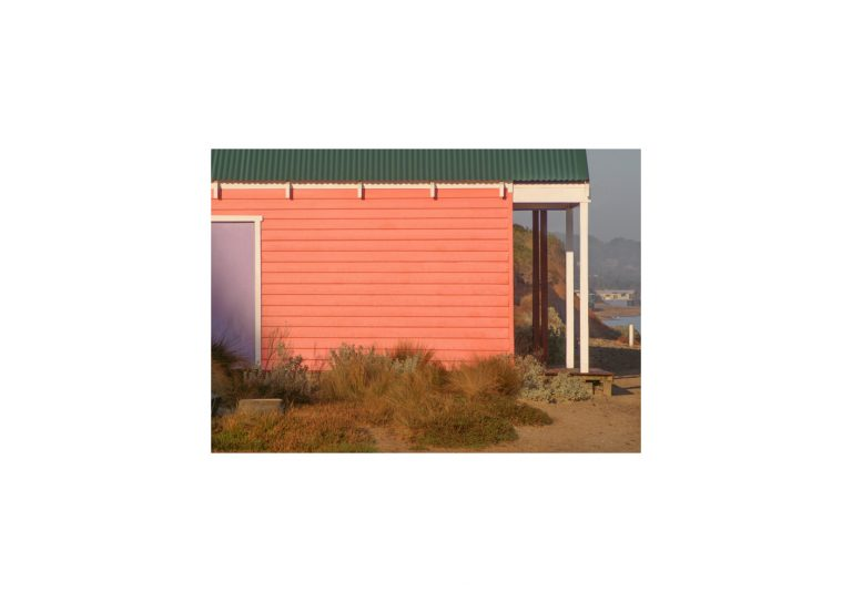 Beach study 3. 2020, archival pigment print, 15 x 21 cm