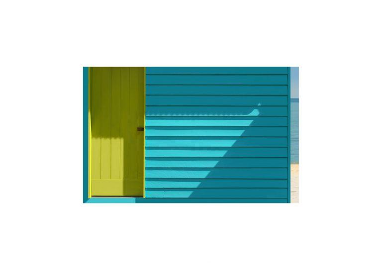 Beach study 5. 2020, archival pigment print, 15 x 23 cm